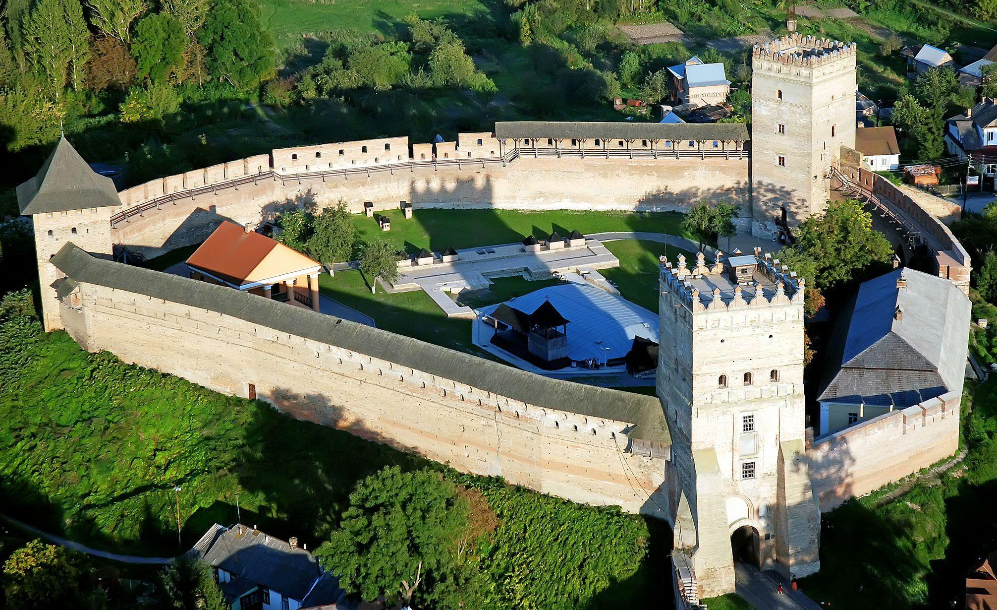 Замок Любарта, Луцький замок