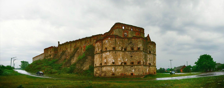 Замок Меджибіж