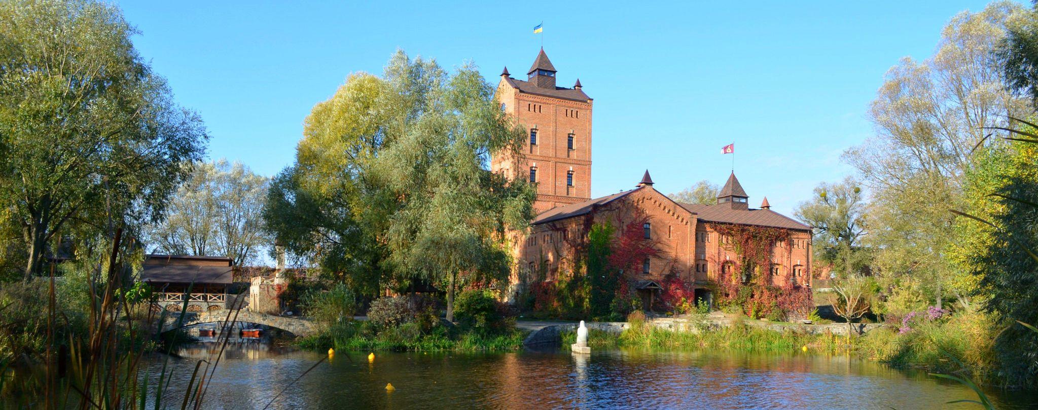 Замок Радомисль, місто Радомишль