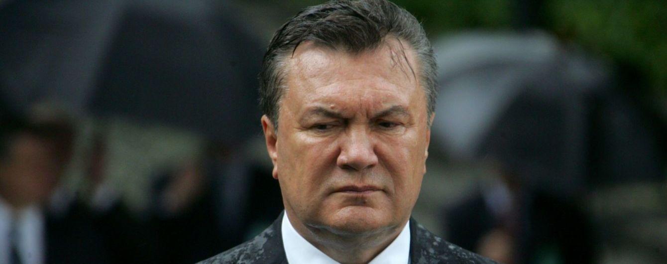 Санкції проти Януковича можуть подовжити на рік - ЗМІ