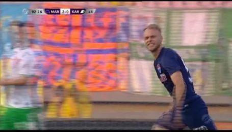 Суперголы 5-го тура УПЛ. Видео гола Сергея Болбата