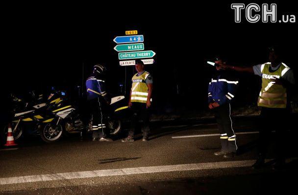 Водій, який в'їхав на машині у піцерію у Франції, страждав на депресію і хотів вчинити самогубство