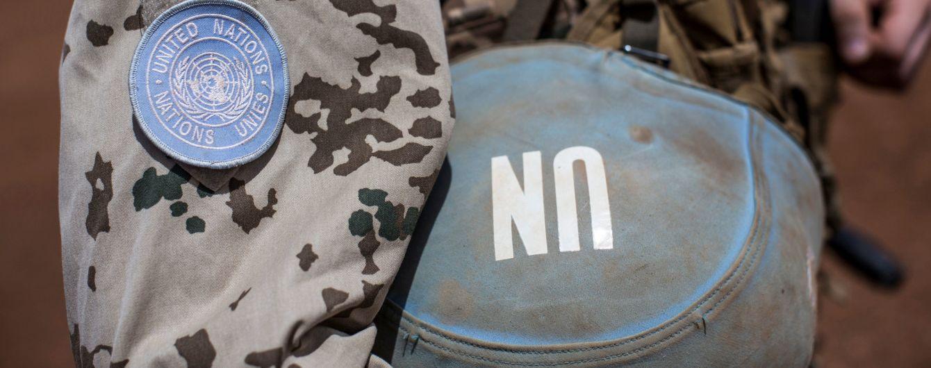 Росія спрямувала в ООН проект резолюції про миротворців на Донбасі