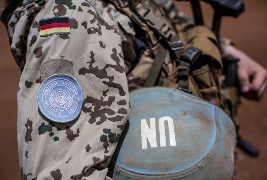 Єльченко, Гейлі і Волкер обговорили можливу появу миротворців ООН на Донбасі