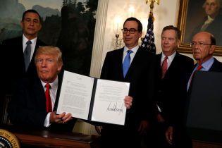 """""""Головний торговельний лиходій"""": Трамп підписав дозвіл на розслідування проти Китаю"""