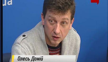 Недбалі політики призвели до занепаду української мови – Доній