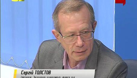 Толстов пояснив відмінності федеративного устрою від унітарного
