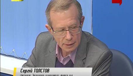 """В Україні необхідно знищити """"інформаційний вакуум"""" – Толстов"""