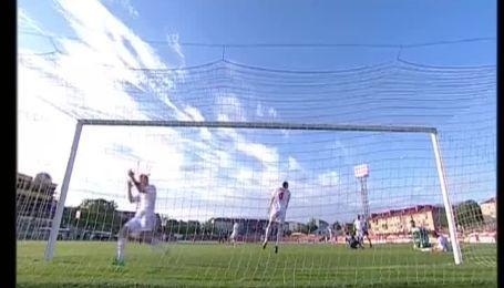 Волинь - Чорноморець - 1:2. Відео матчу