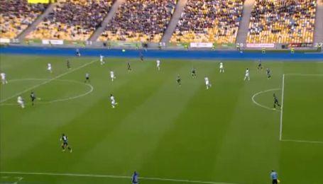 : Динамо - Чорноморець - 2:0. Відео другого гола Гармаша