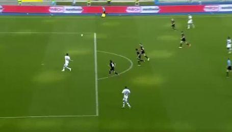 Динамо - Зоря - 3:0. Гол Гармаша