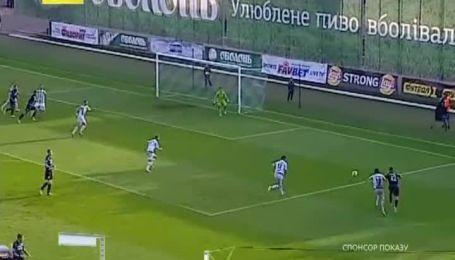 Чорноморець - Карпати - 0:0. Відеоаналіз