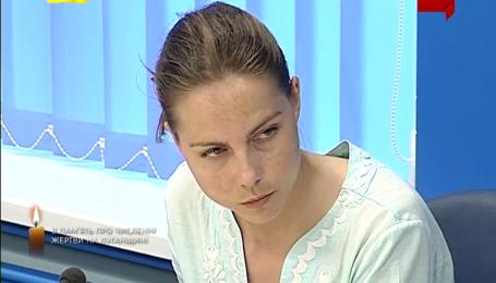Як сестра Надії Савченко Віра Савченко вела перемовини з викрадачами сестри?