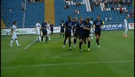 Чорноморець - Олімпік - 2:0. Відео голу Гая