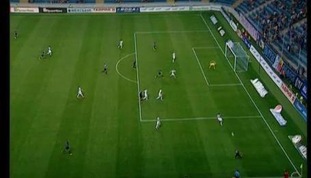 Чорноморець - Олімпік - 4:0. Відео голів
