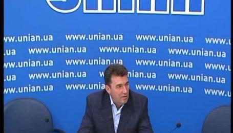 Олексій Данилов: Про шляхи розвитку Донбасу