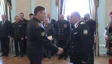 Нагородження у Міністерстві оборони України