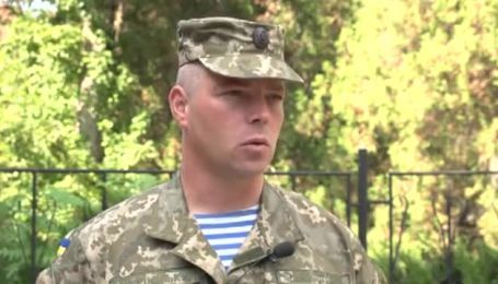Звернення командира 95-ї окремої аеромобільної бригади Героя України полковника Михайла Забродського