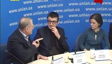 """Є. Захаров: """"Автори закону про люстрацію керувались політичною доцільністю, а не принципами права"""""""