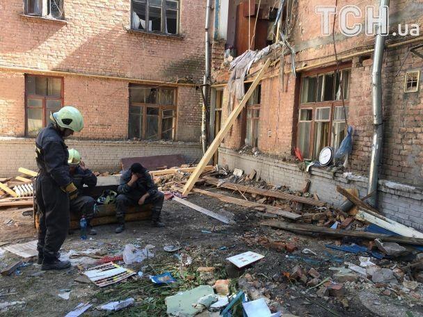 Дом кому-то мешал: жители взорвавшейся постройки не верят в версию утечки газа