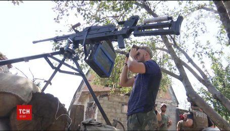 Сутки в АТО: под плотными обстрелами ранены три украинских бойца