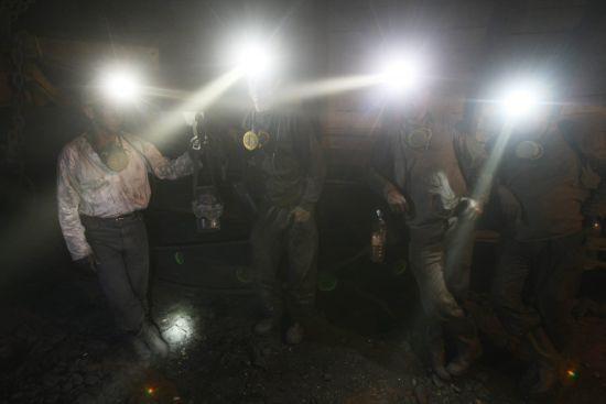 Працівники шахти на Донеччині відмовилися ставати до роботи