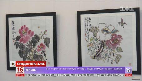 У Києві відкрили виставку живописця китайської опери