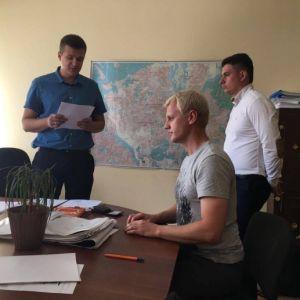 Шабуніну оголосили підозру у побитті блогера