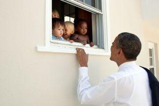 Пост Обамы об умении любить стал самым популярным в Twitter