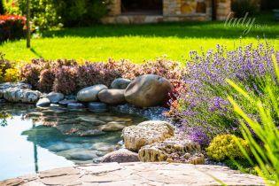 Как сделать декоративный водоем в саду