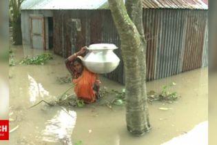 В Бангладеш повінь забрала життя щонайменше 39 людей