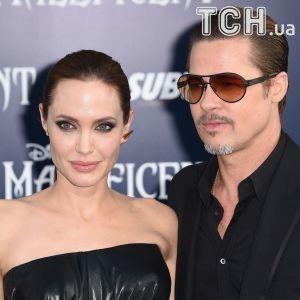 Інсайдер розповів, чому Джолі та Пітт передумали розлучатися