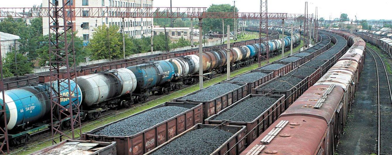 Украина в два раза увеличила импорт угля, основной поставщик – Россия