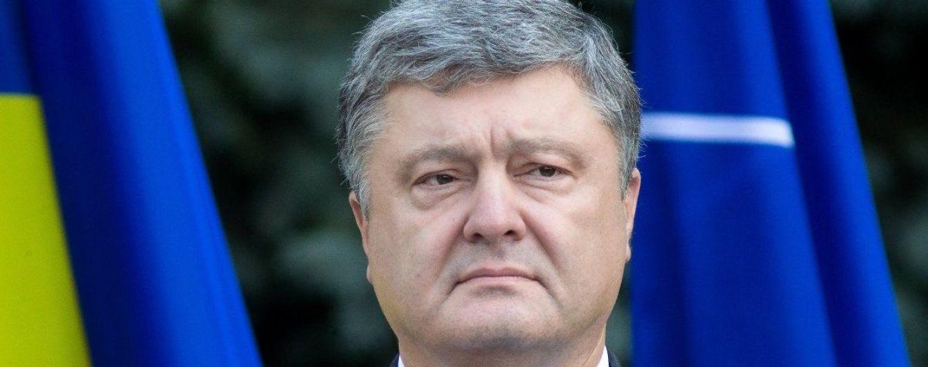 Порошенко рассказал о вызовах для Украины