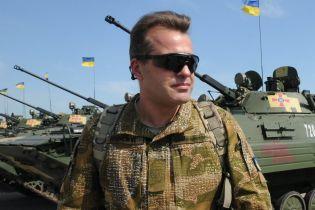 Бірюков показав проект меморіалу загиблим військовим і натякнув на саботаж головного архітектора