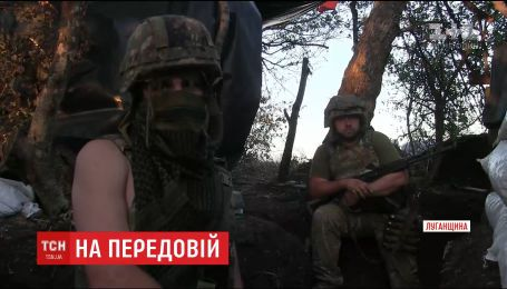 Бойовики на Луганському напрямку дотримувалися несподіваної тиші