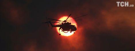 Греция оказалась бессильной перед лесными пожарами и молит о помощи у других стран