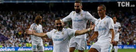"""""""Реал"""" знову переграв """"Барселону"""" і завоював ювілейний Суперкубок Іспанії"""
