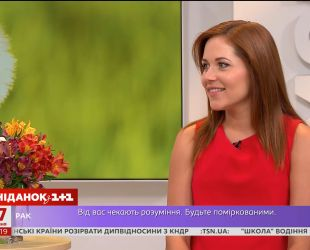Звезда сериалов Наталка Денисенко совсем скоро станет мамой