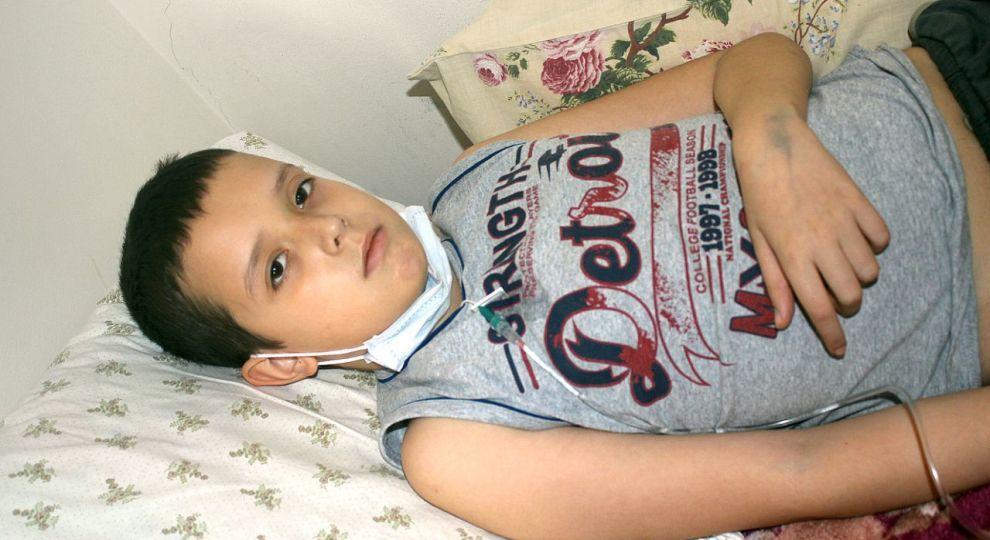 Гострий лейкоз загрожує життю 11-річного Микитки