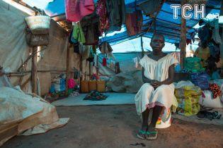 У Південному Судані назріває масштабна міграційна криза: кількість біженців перевалила за мільйон