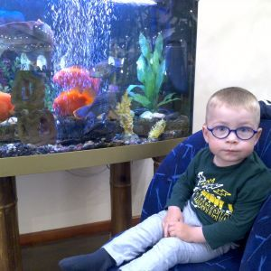 Родители Дани просят помочь в лечении сына