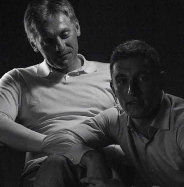 «Кошмар і провокація»: син Пєскова відреагував наскандальне розслідування Навального
