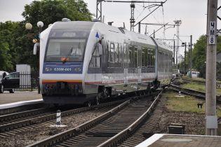"""""""Укрзалізниця"""" змінює маршрут одного з поїздів до Польщі"""