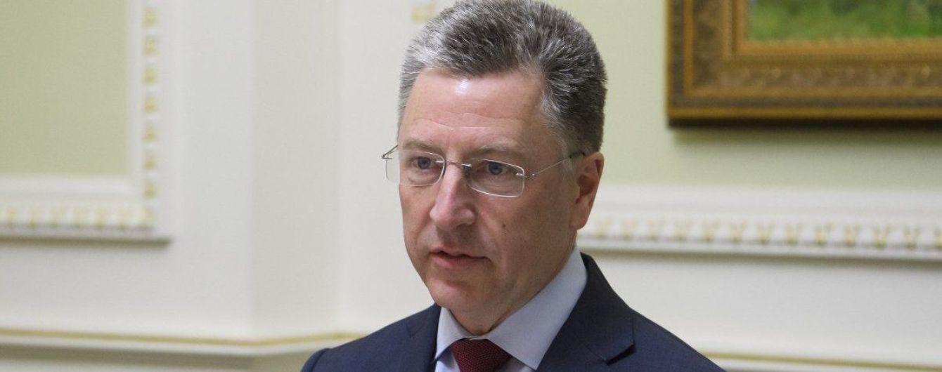 Волкер привідкрив завісу над переговорами з Сурковим у Белграді