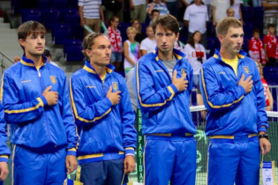 Сборная Украины выступит звездным составом на Кубке Дэвиса против Израиля