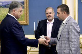 Порошенко призначив свого постійного представника у Криму