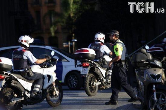 Теракт в Барселоні: всі головні факти на 21:00