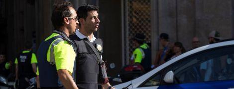"""Серед затриманих """"барселонських терористів"""" немає водія фургона – поліція"""