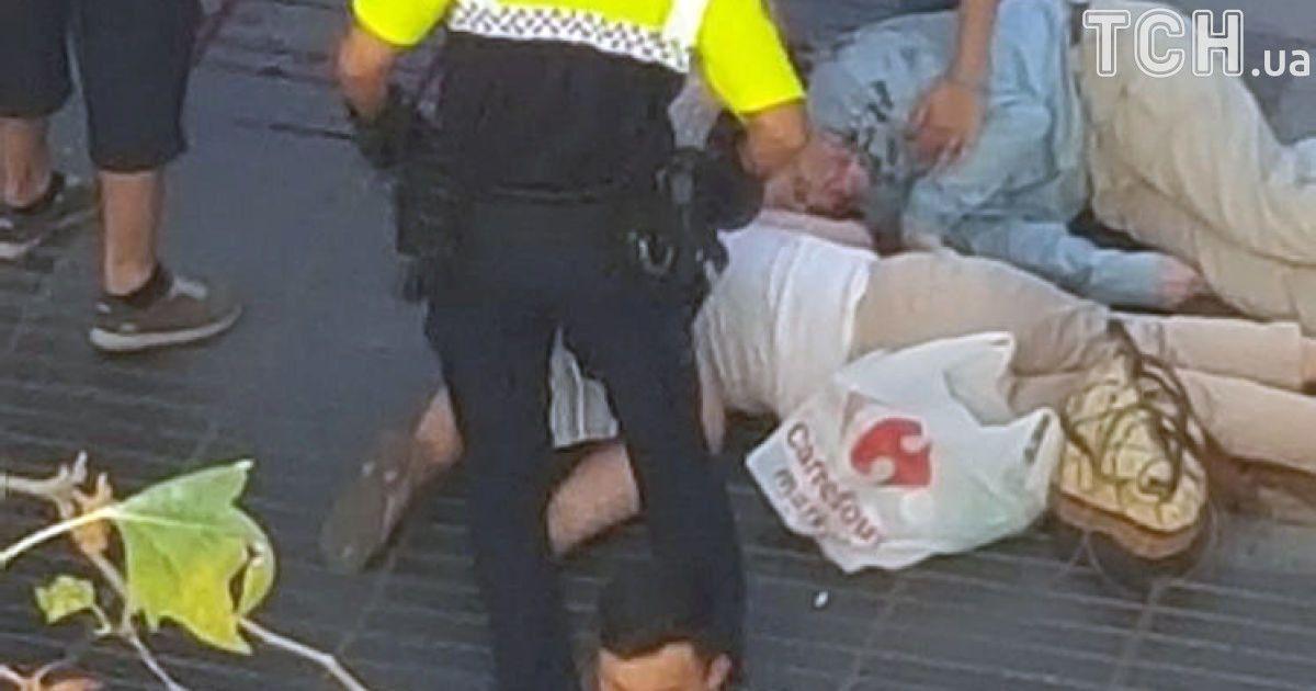 Кількість постраждалих внаслідок теракту у Каталонії сягнула більше 100 -  поліція (16.99 24) 9b3e013053ef0